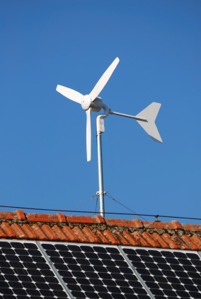 Home Horizontal-Axis wind turbine